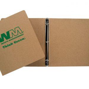 Recycled Cardboard Binders BI-100-RC Office Binders