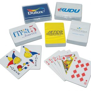 Playing Cards with shrink band GA-PCARDS-SB Event Promotions Playing Cards