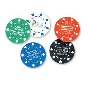 11.5 Gram Poker Chips GA-PKCH Event Promotions