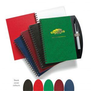 "5"" x 7"" Lancaster Premium Series Journals With Foil Stamp JB-601 Journals and Workbooks Lancaster Premium Series Journals"