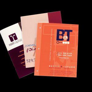"8.5"" x 11"" Stitched Workbook PP-WB200 Journals and Workbooks Stitched Workbooks"