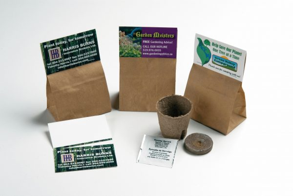 Tree In A Recycled Bag Kit SP-TREE-BAG Seeded Products Tree Kits