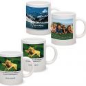 Digital Printed Ceramic Mugs