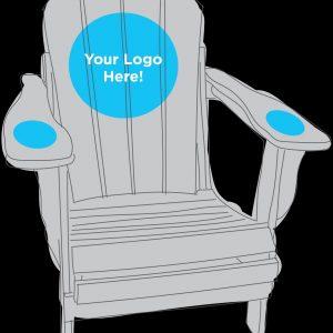 Custom Muskoka Chair