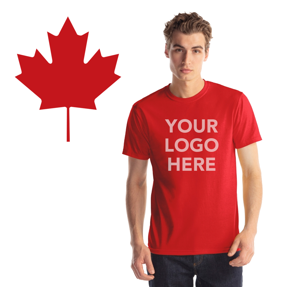 Canadian Made T-Shirts