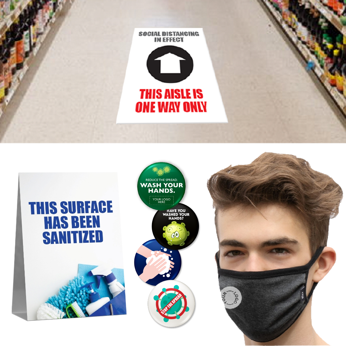 Pandemic Safety Products