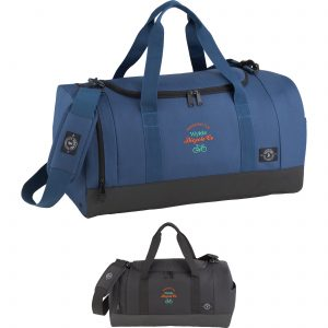 Earth Friendly Duffel Bags