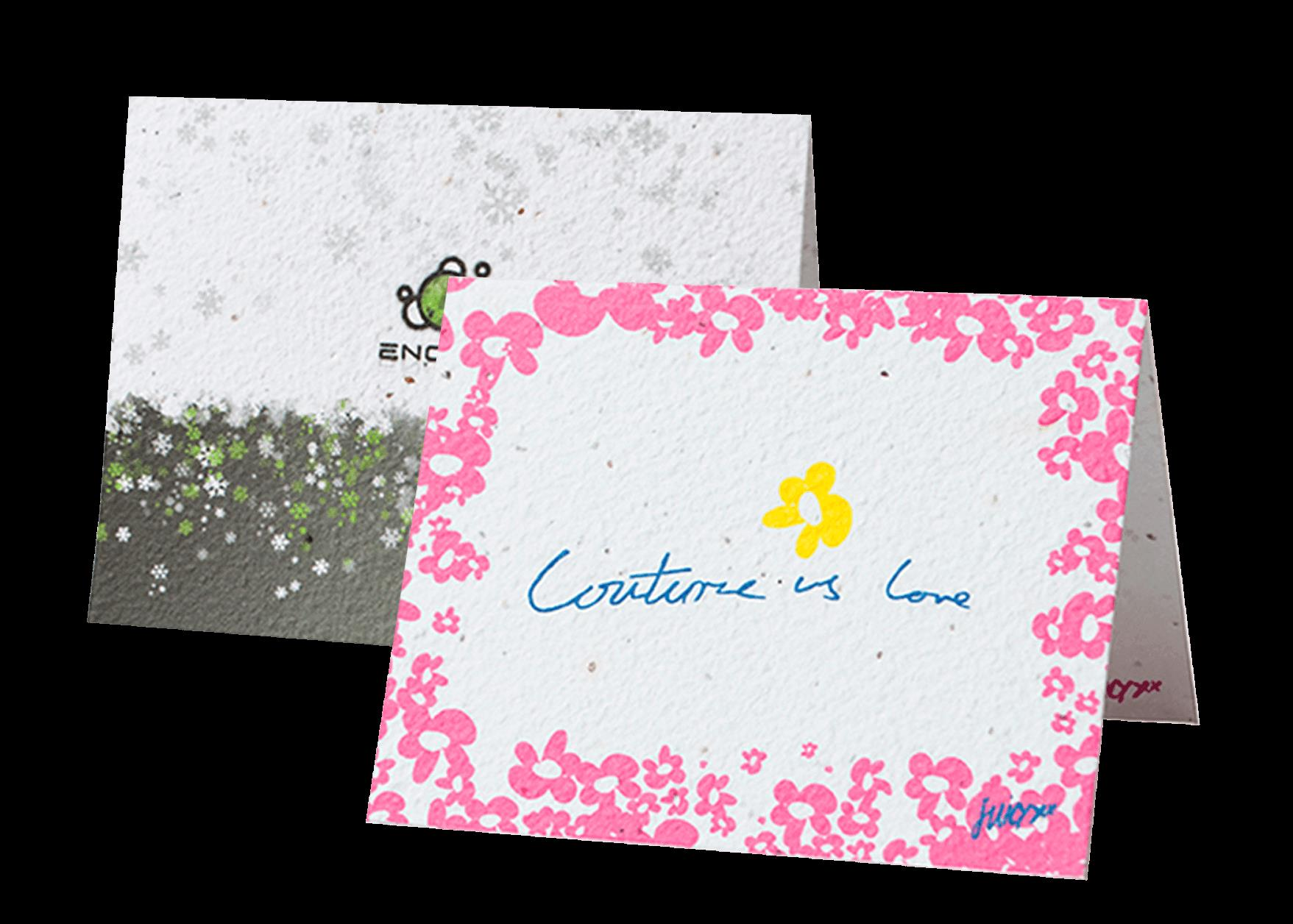 Direct Print Seed Paper