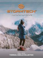 Stormtech Thermal Fall 2021